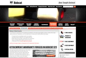 Image: Bobcat Co.