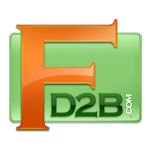 Logo: FD2B 'Talk' Radio
