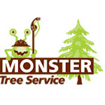 Logo: Monster Tree Service