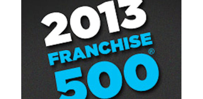 logo: Franchise 500