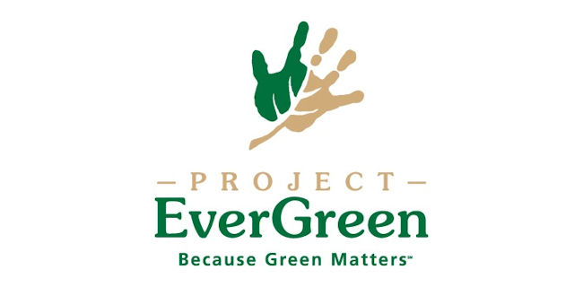 logo: project evergreen