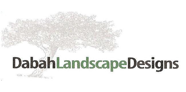 logo: Dabah Landscape Designs