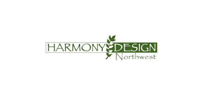 logo: harmony design