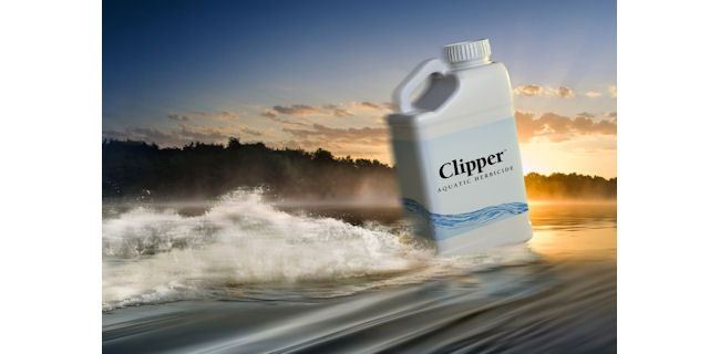 logo: Clipper Aquatic Herbicide