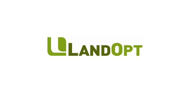 logo: LandOpt