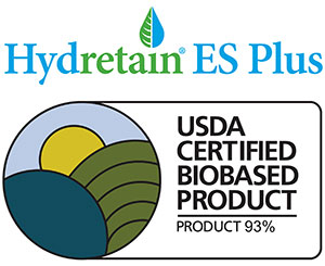 Hydretain ES Plus Label Logo: Hydretain ES Plus