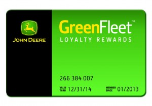 John Deere GreenFleet Card
