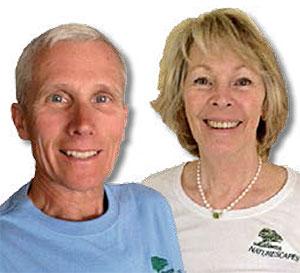 John and Sally Fridy
