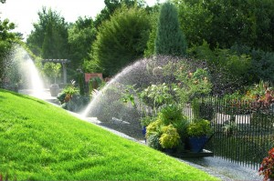 The International Code Council's landscape irrigation sprinkler standard may be complete early next year. Photo: Rain Bird