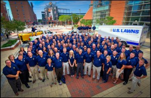 U.S. Lawns implemented a rebranding of the company at its annual conference in Balitmore.