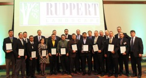 Ruppert schedules companywide employee appreciation events, such as awards banquets or picnics, to show team members their contributions are valued. Photo: Ruppert Landscape.