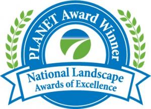 PLANET Award Seal