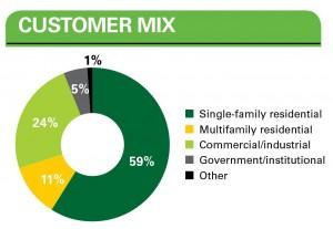 Customer Mix