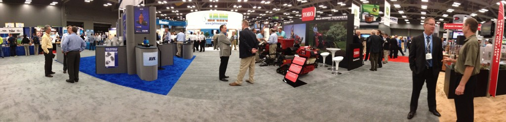 The 2013 Irrigation Show & Education Conference was held Nov. 4-8 in Austin, Texas. Photo: Sarah Pfledderer.