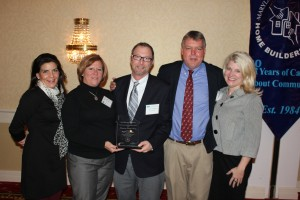 Photo: Community Builder Award