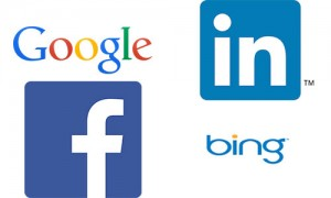 Photo: Google, LinkedIn, Facebook, Bing