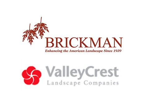 logo: Brickman and ValleyCrest