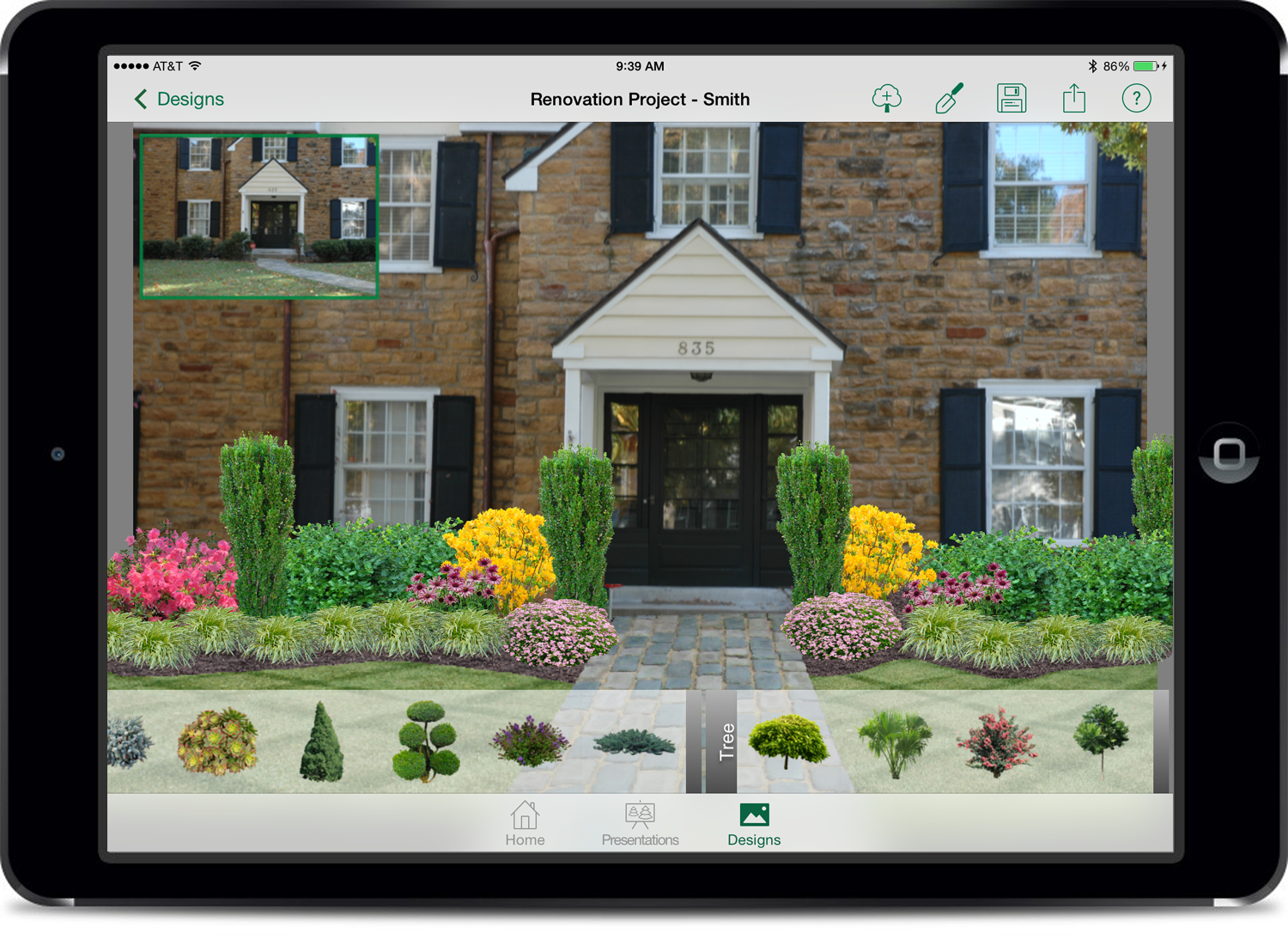 The PRO Landscape Contractor app is currently free for download from the  Apple App Store. - PRO Landscape Debuts Design App For Landscape Pros Landscape