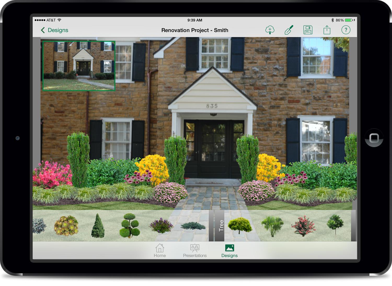 Pro Landscape Debuts Design App For Landscape Pros