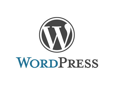 Logo: Word Press