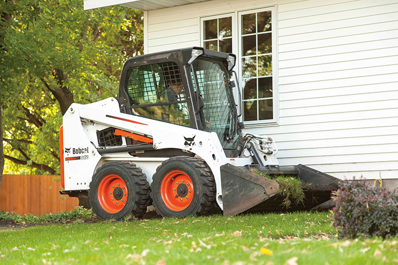Bobcat rolls out S450 skid-steer, replaces S130