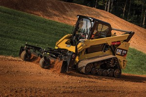 Skid-steers, such as this Caterpillar 297D compact track loader, are among the most affected nonroad diesel equipment by Tier 4.