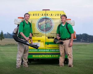 got the itch Southern Lawn & Pest in Memphis, Tenn., diversified by adding a Mosquito Joe franchise in 2013. Photo: MOSQUITO JOE/ Southern Lawn & Pest