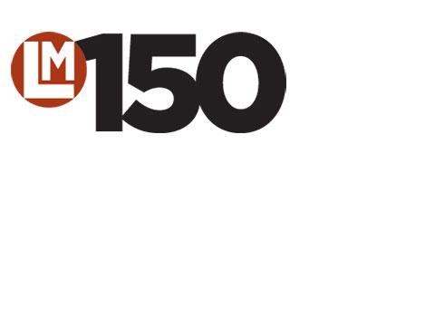 LM150 Black Logo
