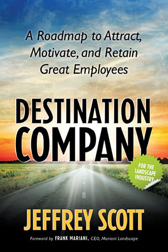 "Excerpted with permission from Scott's book, ""Destination Company,"" due out  this spring."