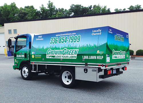 Growing Green Truck