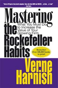 "Sun Valley Landscaping has grown with the help of a few principles from ""Mastering the Rockefeller Habits."""