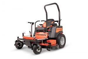 Jacobsen RZT ride-on zero-turn mower