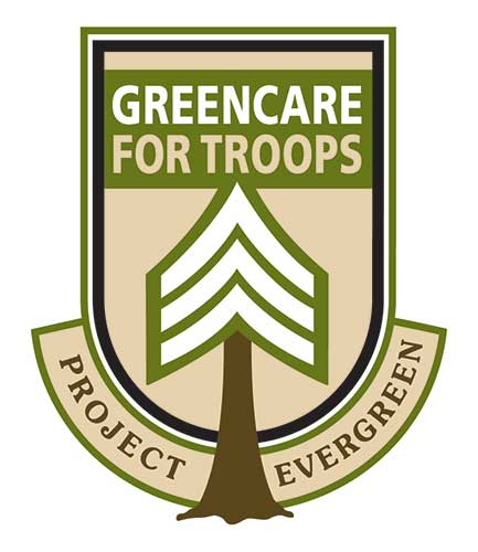 logo: GreenCare for Troops