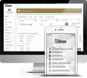 LMN customer relationship management tool