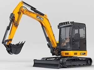 JCB-excavators