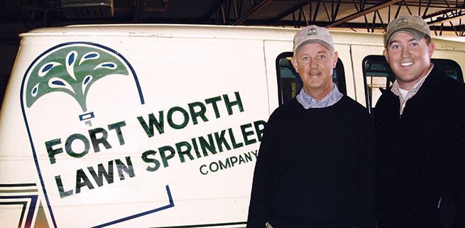 Photos: Fort Worth Lawn Sprinkler Co.