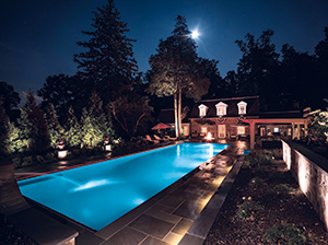 A Closer Look At Controlled Landscape Lighting