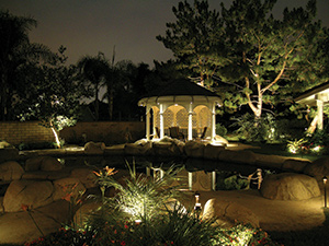 Experts say app- controlled lighting systems are a great upsell for contractors.