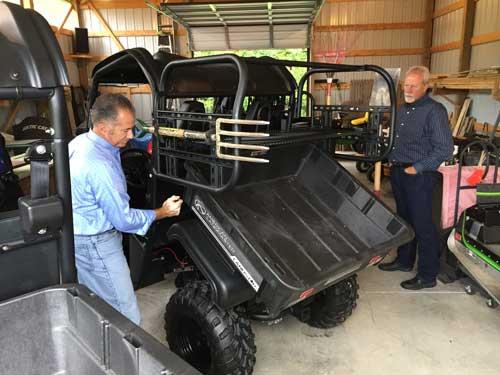 American Landmaster introduces itself to landscape market
