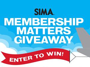 SIMA: Membership matters giveaway
