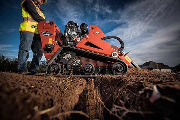 Ditch Witch offers maintenance tips for trenchers