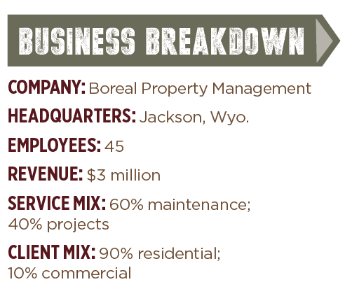 Photo: Boreal Property Management