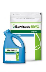 Syngenta: Barricade Herbicide