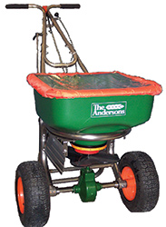 The Andersons: Model 2000 SR Professional Rotary Spreader