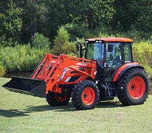 Photo: Kioti Tractor