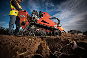 Trencher trends Trenchers are becoming lighter, nimbler and easier to operate and maintain.