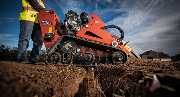 photo: Ditch Witch