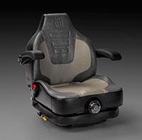 Husqvarna suspension seat