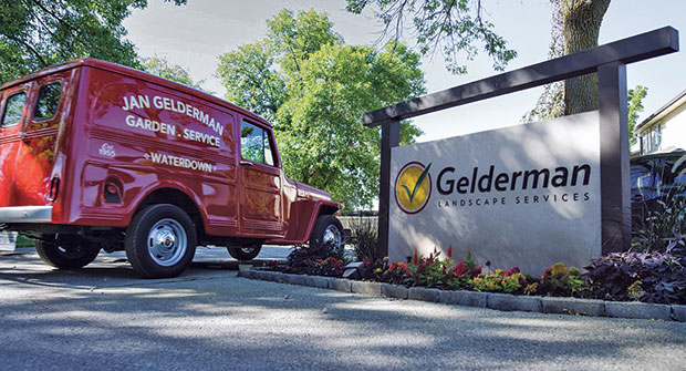 Photo: Gelderman Landscape Services