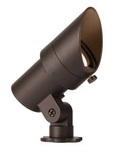 WAC Landscape Lighting's Mini Accent includes continuous adjustable beam angles indexed at 10, 25, 40 and 50 degrees.